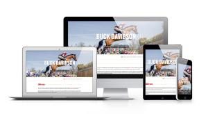 Buck Davidson Website