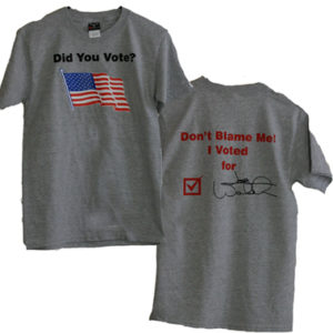 Vote for Joe Walsh T-Shirt