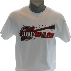 Joe Walsh Guitar Shirt