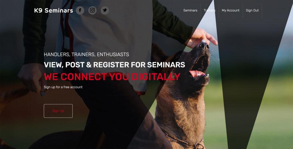 k9 seminars